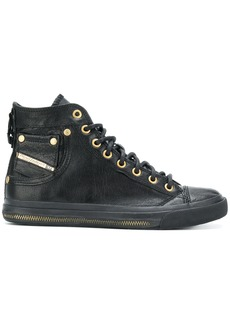 Diesel Exposure IV W hi-top sneakers - Black