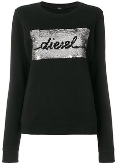 Diesel F-Radi-AE sweatshirt - Black