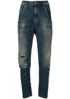 Diesel faded slim fit jeans - Blue