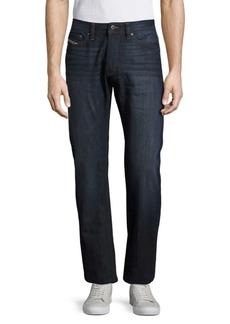 Diesel Five-Pocket Mid-Rise Jeans