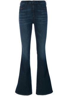 Diesel flared jeans - Blue