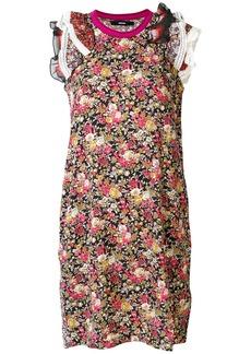 Diesel floral print dress - Multicolour