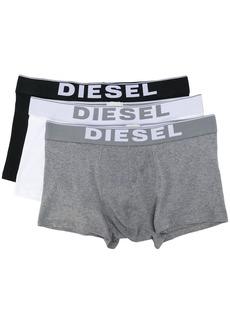 Diesel front logo boxers bundle