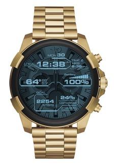 DIESEL® Full Guard Touchscreen Bracelet Smartwatch, 48mm x 54mm