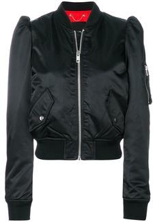 Diesel G-Arianna bomber jacket - Black