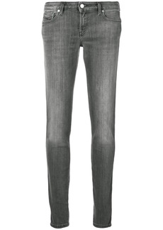 Diesel Gracey faded skinny jeans - Grey
