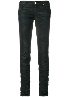 Diesel Gracey JoggJeans 0668U trousers - Black