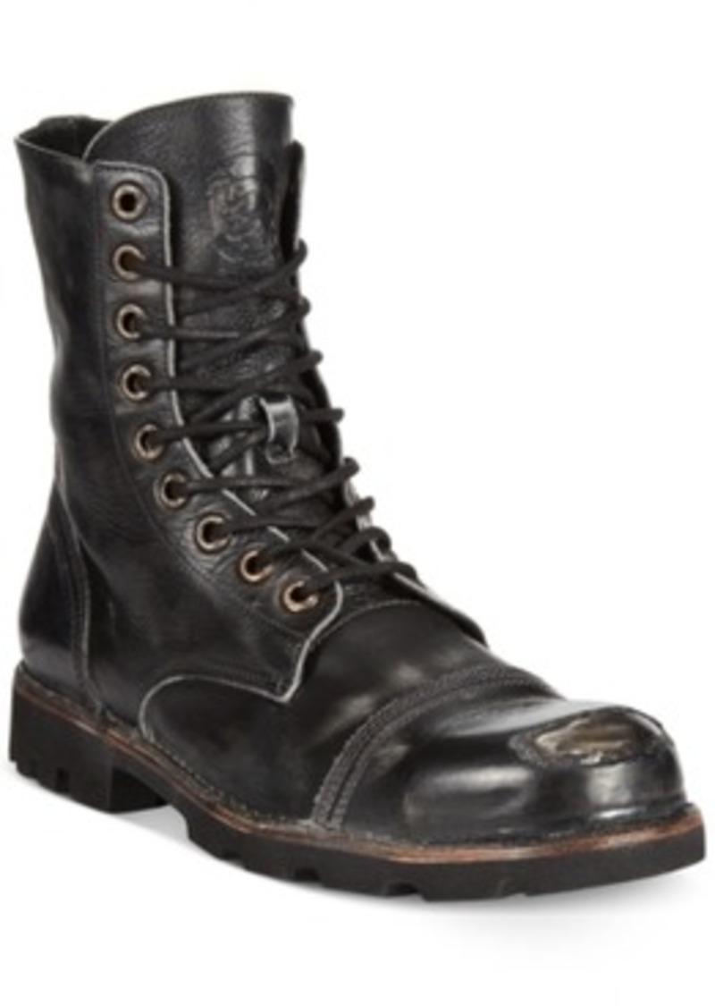 d095db2f2e4 Hardkor Steel Toe Boots Men's Shoes