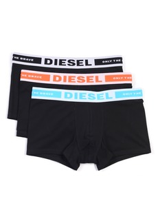 DIESEL® Kory 3-Pack Cotton Trunks