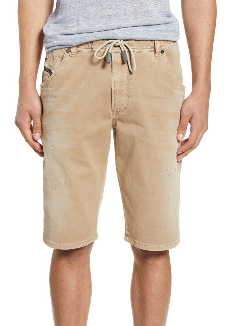 DIESEL® Krooshort Drawstring Shorts