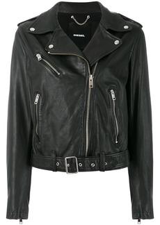 Diesel L-Tammy jacket - Black
