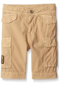 Diesel Little Boys Perty Poplin 6 Pocket Cargo Short