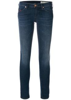 Diesel low rise skinny jeans - Blue