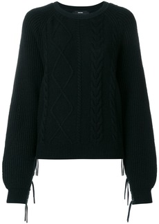 Diesel M-Agils sweater - Black
