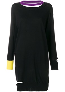 Diesel M-Float dress - Black