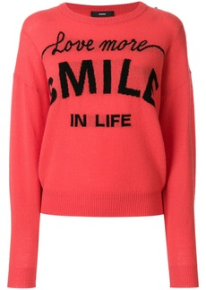 Diesel M-Love sweater - Red