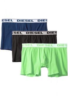 Diesel Men's 3-Pack Sebestian Stretch Boxer Trunk  L