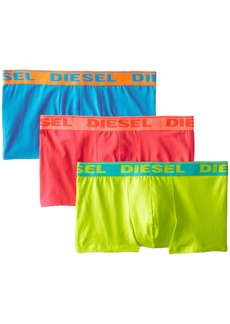 Diesel Men's 3-Pack Shawn Fresh and Bright Trunk