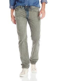 Diesel Men's Belther Regular Slim Tapered Leg Jean 0835F  33x32