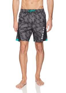 Diesel Men's BMBX-LONGSPRINT Shorts  M