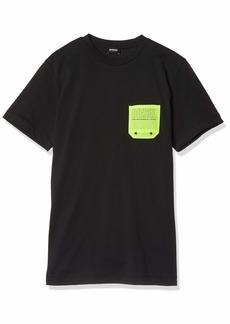 Diesel Men's BMOWT-Diego T-Shirt  S