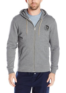 Diesel Men's Brandon Full Zip Hoodies  XXL