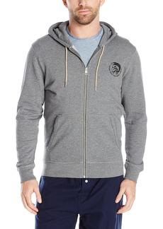 Diesel Men's Brandon Mohican Zip Hooded Sweatshirt