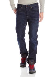 Diesel Men's Buster Regular Tapered-Leg Jean 0823K  31x32
