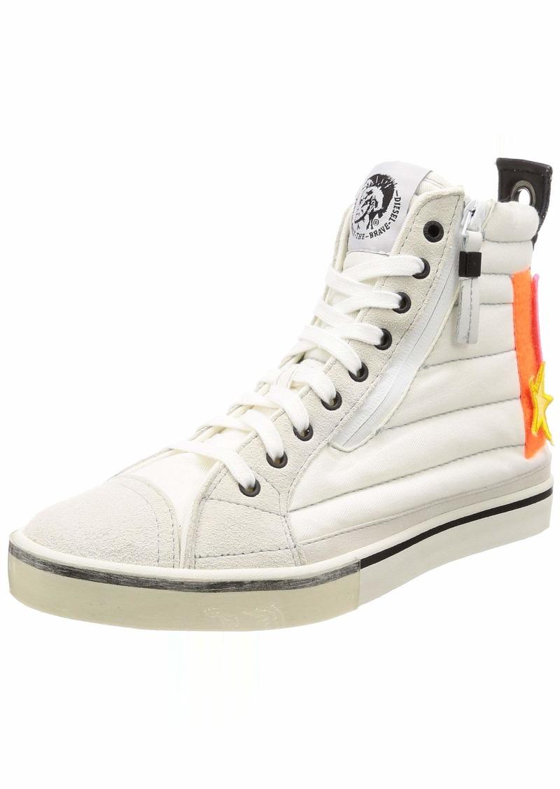 Diesel Men's D-Velows Patch-Sneaker mid   M US