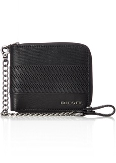 Diesel Men's DABOLMAT CHAIN ZIPPY HIRESH S Denim/Black