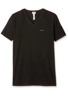 Diesel Men's Essentials 2-Pack Michael V-Neck T-Shirt