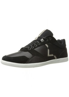 Diesel Men's Happy Hours S-Tage Low Sneaker Black/paloma