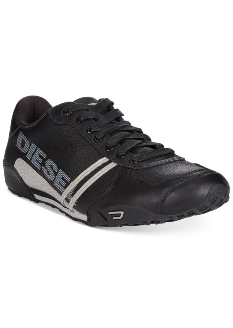 diesel diesel s harold solar leather sneakers s