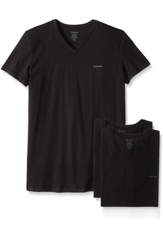Diesel Men's Jake 3-Pack Essentials V-Neck T-Shirt  M