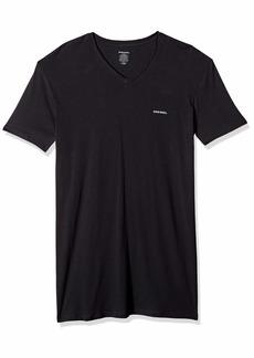 Diesel Men's Jake 3-Pack Essentials V-Neck T-Shirt  S