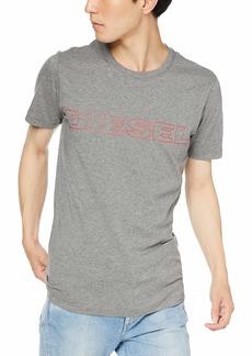 Diesel Men's Jake Crew Neck T-Shirt  S