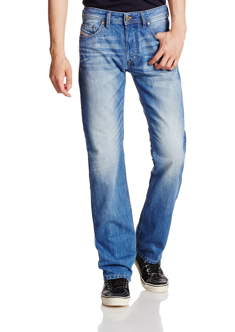 diesel diesel men 39 s larkee 0830y regular fit jeans 32x32. Black Bedroom Furniture Sets. Home Design Ideas