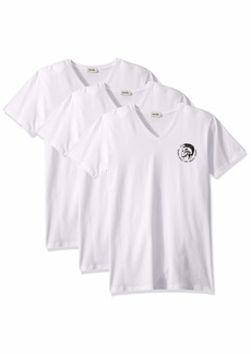Diesel Men's Michael 3 Pack V-Neck T-Shirts  XXL