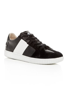 Diesel Men's Millenium Leather & Suede Lace-Up Sneakers
