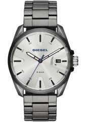 Diesel Men's MS9 Gunmetal Stainless Steel Bracelet Watch 44mm