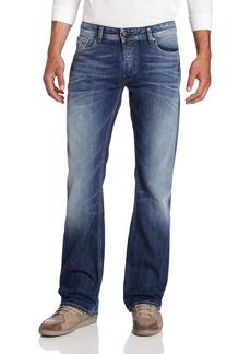 Diesel Men's New Fanker Slim Bootcut Leg Jean 0814E  36x32