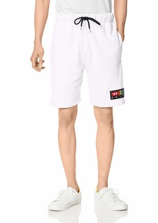 Diesel Men's PAN Drawstring Sweat-Shorts  M
