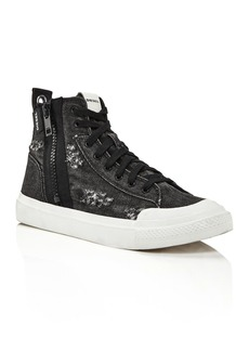 Diesel Men's S-Astico Mid-Top Sneakers