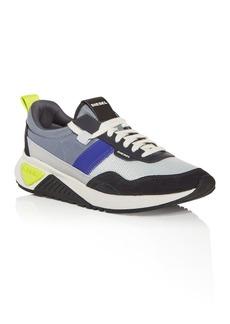 Diesel Men's S-KB Color Block Low Top Sneakers