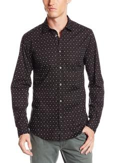 Diesel Men's S-Tapas Woven Shirt