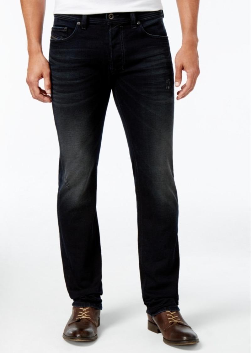 Diesel Men's Safado Straight-Fit Black Jeans