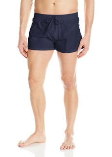 Diesel Men's Sandy Packable Short 12inch Swim Trunk