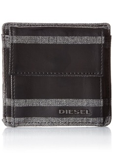 Diesel Men's Striple Tytano Wallet