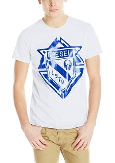 Diesel Men's T-Scod T-Shirt   Large