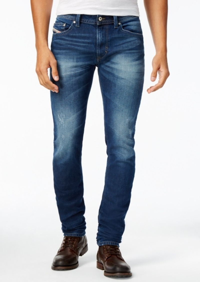 Diesel Men's Thavar Slim-Fit Jeans